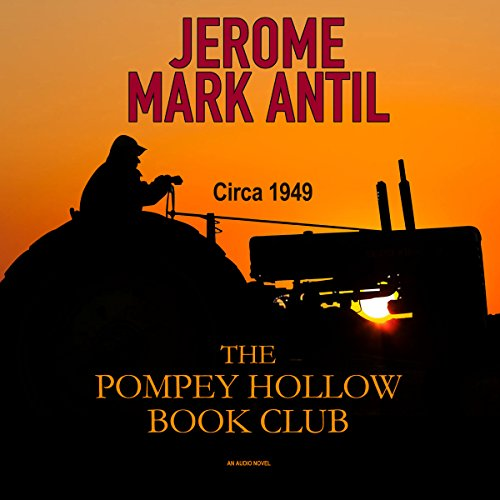 The Pompey Hollow Book Club Audiobook By Jerome Mark Antil cover art
