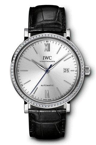 New Iwc Portofino automatico mens orologio IW356501