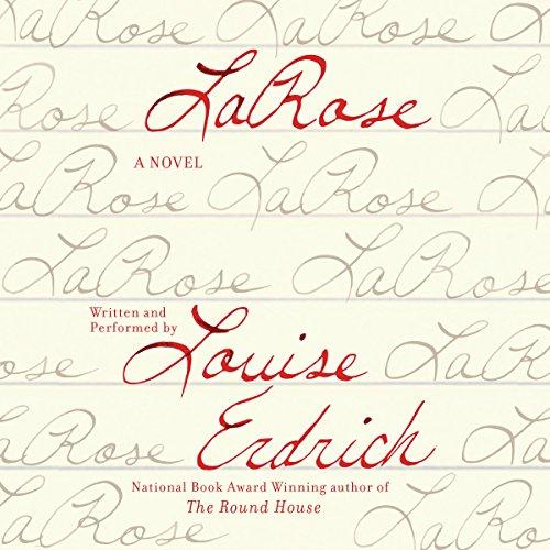LaRose audiobook cover art