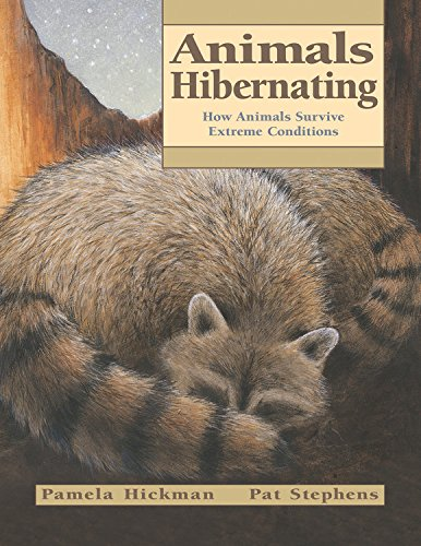 Animals Hibernating: How Animals Survive Extreme Conditions (Animal Behavior)