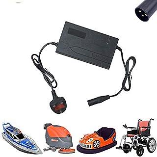 Riloer Autobatterieladegerät   Motorrad Erhaltungsladegerät   24V 2A 3A Batterieladegerät   Mobility Scooter Rollstuhl Batterieladegerät Wartung