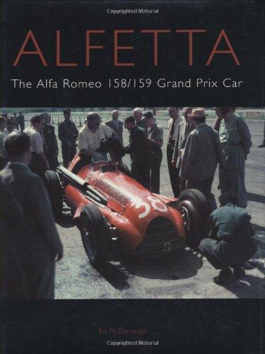 Alfa Romeo 158 and 159 (Autoclassics)