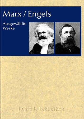 Digitale Bibliothek 011: Marx / Engels - Ausgewählte Werke (PC+MAC)