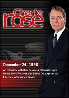 Charlie Rose December 24, 1996