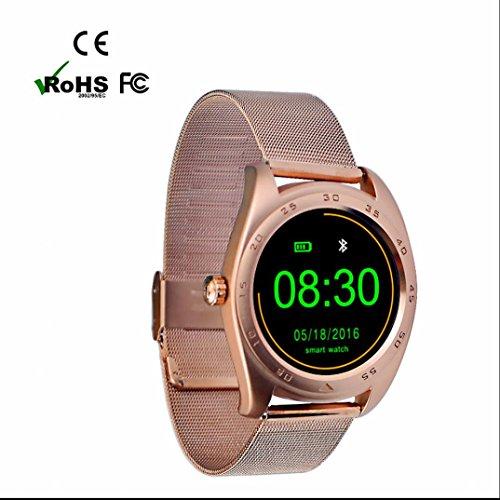 Smartwatch Schrittzähler Armband Handy Uhr Sedentary Remindser Pulsuhren Schrittzähler Sportelektronik Smart Notifications Handy Uhr
