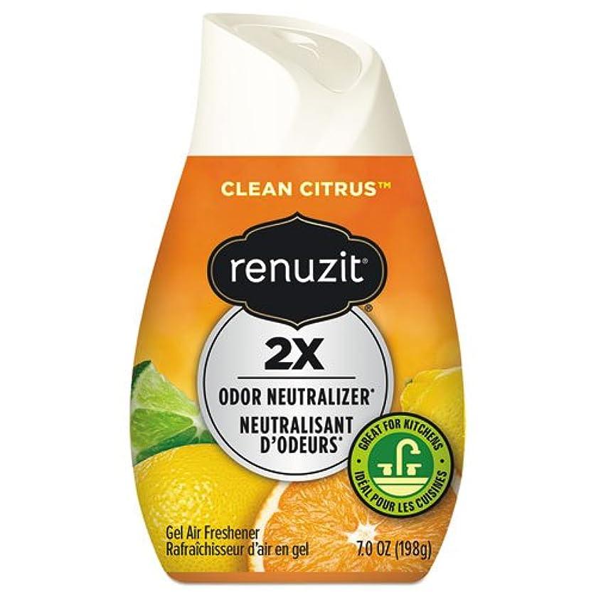 粘り強いお願いします支援するリナジット(Renuzit) エアーフレッシュナー クリーンシトラス 198g