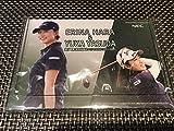 卓上カレンダー 2021年 原江里菜 安田祐香 オフィシャルカレンダー LPGA 女子プロゴルファー プラチナ世代