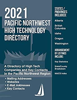 Pacific Northwest Directory 2021
