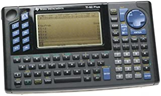 Texas Instruments TI-92 Plus Graphing Calculator