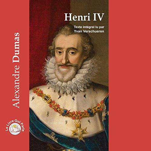 Henri IV audiobook cover art