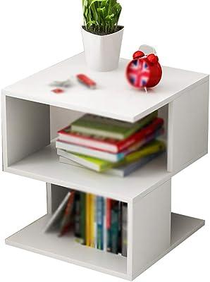 Habitdesign Mesa de Centro con revistero Incorporado ...