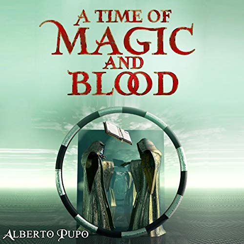 A Time of Magic and Blood Titelbild