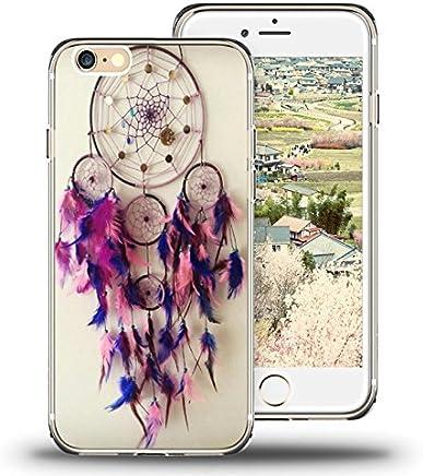 IPhone 6s Plus case, iPhone 6Plus case top vendita Viwell (TM) lovely Apple 6/6S Plus (14cm) case–Star Dreamcatcher ANDY (106)