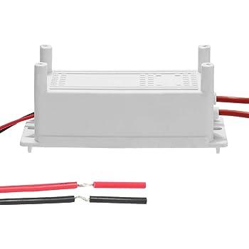 FILFEEL Generador de ozono purificador de Aire DIY DC12V para ...