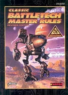 Best battletech master rules Reviews
