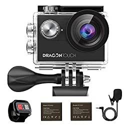 best action cameras under 100 dollars - Dragon Touch SY0092