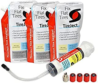 how to use tire sealant