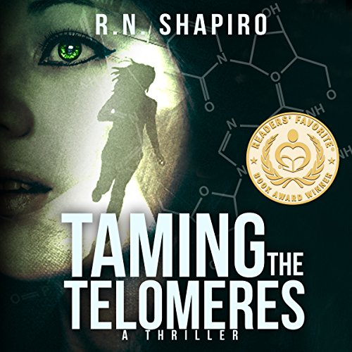 Taming the Telomeres: A Thriller cover art