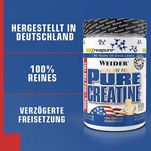 Weider Pure Creatine, Neutral, 600 g - 5
