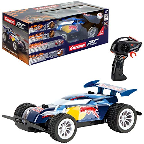 Carrera RC- 2,4GHz Red Bull RC2, Multicolor (Stadlbauer 370201058)