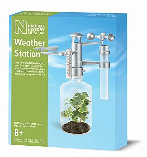 Natural History Museum 4367NHM - Estación meteorológica