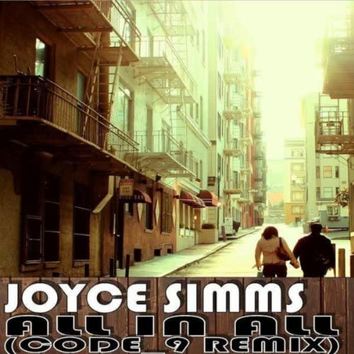 Joyce Simms & Code_9