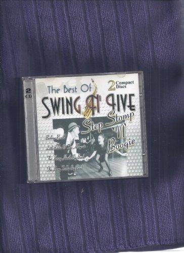 The Best of Swing N' Jive, Step Stomp N Jive, 2 Cd Set