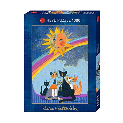 Heye 3329854 1000 Teile Puzzle, Mehrfarbig