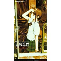 Serial Experiments: Lain [VHS]