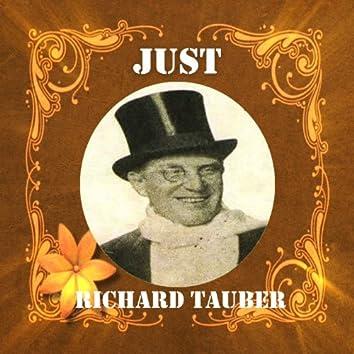 Just Richard Tauber