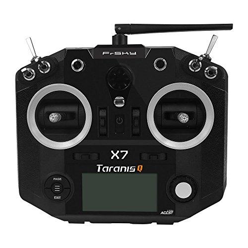 FrSky 2,4G Access Taranis Q X7 16 Channels Transmitter Fernsteuerung | FPV Racer, Copter, Drohnen | CopterFarm