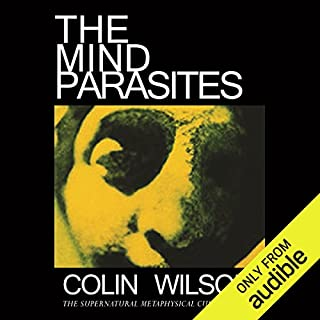 The Mind Parasites audiobook cover art