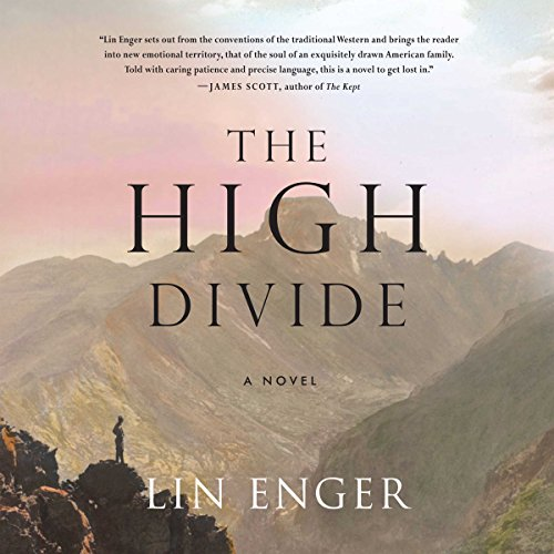 High Divide audiobook cover art