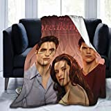 SDINAZ The Twilight Saga Sherpa Throw Blanket Decor Perfect for Couch Bed All Season Blanket (40in50in)