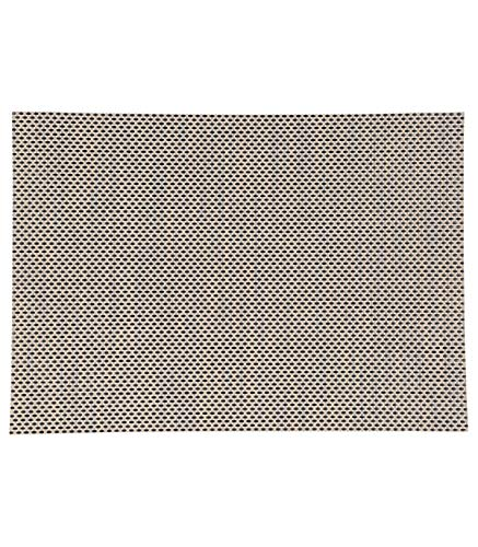 Set de table rectangulaire gris foncé OB-J125070B