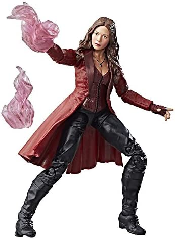 Witch the marvel scarlet Scarlet Witch
