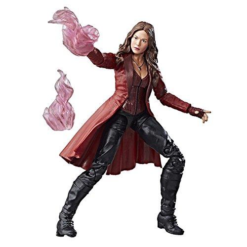 Marvel Legends Series Scarlet Witch 15,2 cm