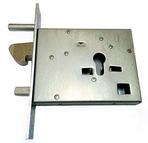EGI 381 - Cerradura de gancho con cilindro para puertas correderas