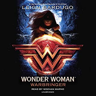 Wonder Woman: Warbringer cover art