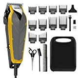 Wahl 79445 Clipper Fade Cut Haircutting Kit Trimming and Personal Grooming Kit with Adjustable Fade Level for Blending and Fade Cuts