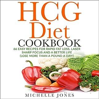 The HCG Diet Cookbook cover art