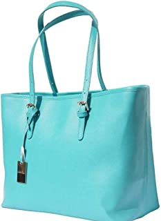 FLORENCE LEATHER MARKET Borsa a spalla in pelle per donna 40x17x28 cm - Eloisa - Made in Italy