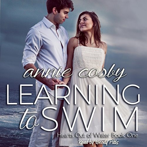 Learning to Swim     Hearts Out of Water, Volume 1              By:                                                                                                                                 Annie Cosby                               Narrated by:                                                                                                                                 Wendy Pitts                      Length: 6 hrs and 29 mins     6 ratings     Overall 4.7