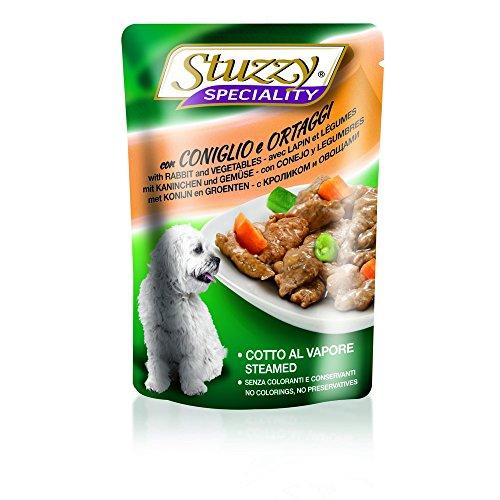 stuzzydog enveloppes Speciality Lapin/légumes GR.100