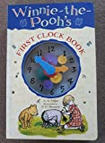 Winnie the Pooh's First Clock Book - Match the Clock to the Times in the Story
