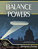 CPS: Balance of Powers, World War One Across the Globe, Board Game by Compass Games