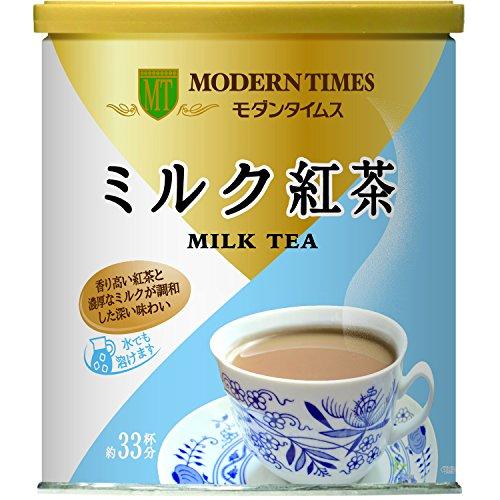 日本ヒルスコーヒー モダンタイムス ミルク紅茶 400g缶×12 6×2 本入× 2ケース