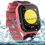 Vannico Smartwatch Bambini, Orologio Intelligenti Per Bambini LBS IP67...