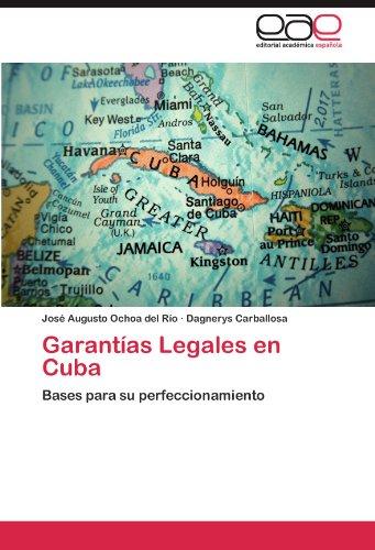 Garantías Legales en Cuba