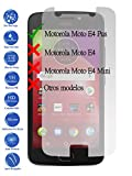 Todotumovil Protector de Pantalla Motorola Moto E4 Plus 4G 5.5 de Cristal Templado Vidrio 9H para movil